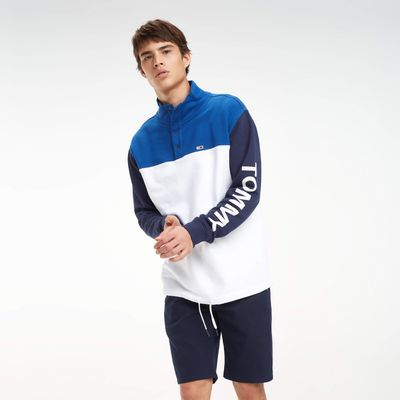 SUDADERA-COLOR-BLOCK-CON-CUELLO-PERKINS