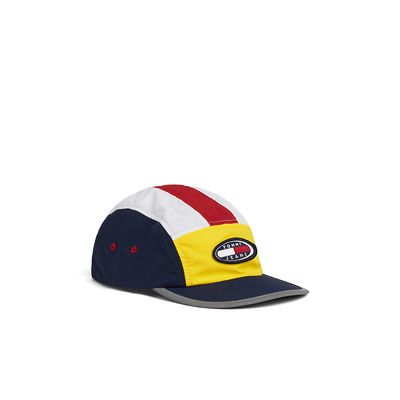 GORRA-TOMMY-JEANS-SUMMER-HERITAGE-COLOR-BLOCK--Tommy-Hilfiger