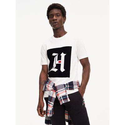 Playera-Lewis-Hamilton-con-logo---Tommy-Hilfiger