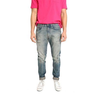 Tommy Hilfiger Overall 100% Algodón Pantalones Hombres