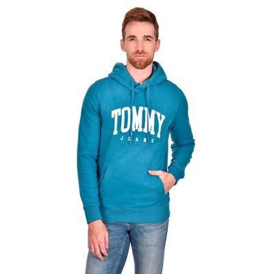 Sudadera-Essential-Con-Capucha-Y-Logo-Tommy-Hilfiger