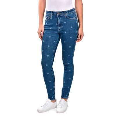 Jeans-De-Corte-Skinny-Con-Estampado-De-Estrellas-Tommy-Hilfiger