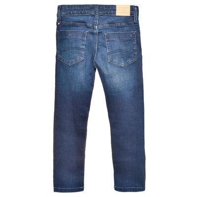 Jeans-Slim-Para-Niño-Tommy-Hilfiger