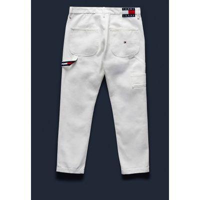 Jeans-De-Algodon-Con-Escudo-Tommy-Hilfiger