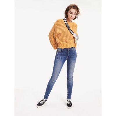 Jeans-Power-Stretch®-Con-Efecto-Desteñido-Tommy-Hilfiger