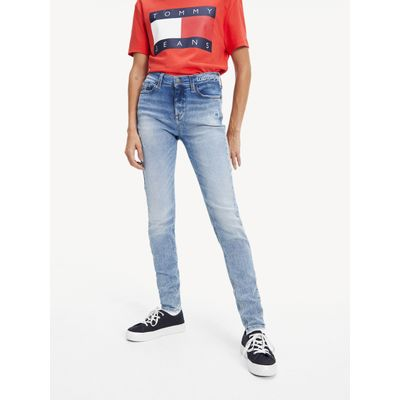 Jeans-Power-Stretch®-De-Corte-Skinny-Tommy-Hilfiger