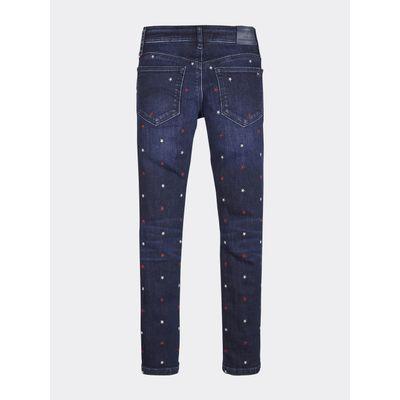 Jeans-Con-Estampado-De-Estrellas-Tommy-Hilfiger