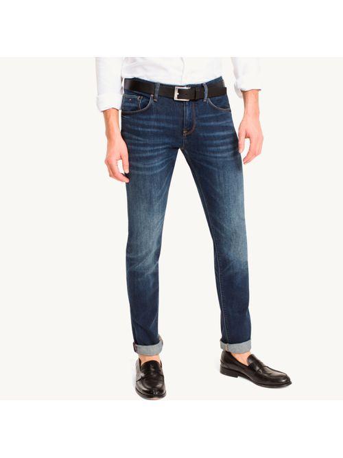 Jeans-Indigo-de-Corte-Slim