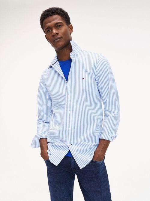 Camisa-de-Rayas-Slim-Fit