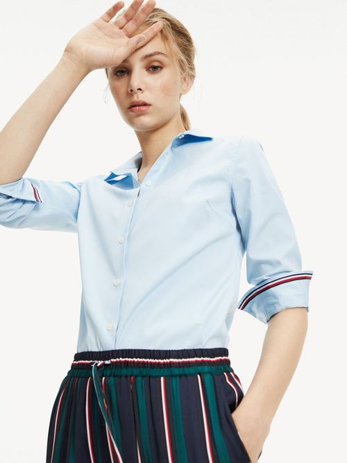 Camisa-Essential-de-Algodon-Organico