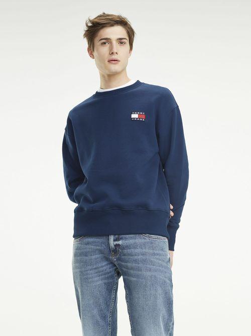 Sudadera-con-Parche-de-Tommy-Jeans