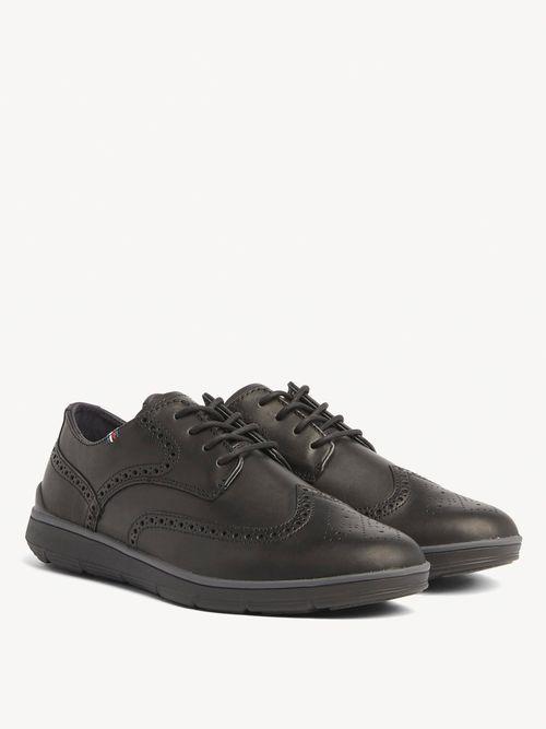 Zapatos-de-Piel-con-Cordones