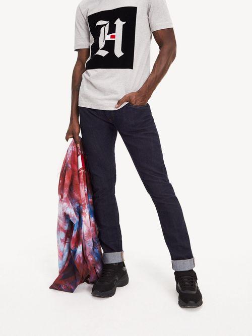 Jeans-Lewis-Hamilton-de-Corte-Regular