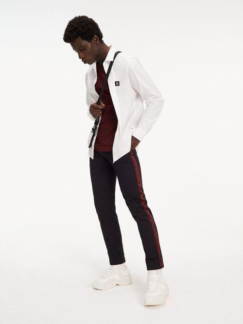 Camisa-Oxford-Lewis-Hamilton