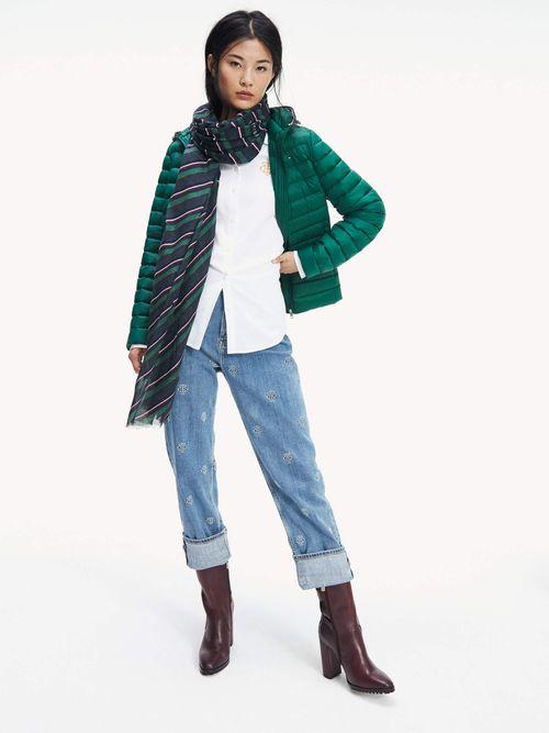 Camisa-Essential-de-Rayas-de-Corte-entallado