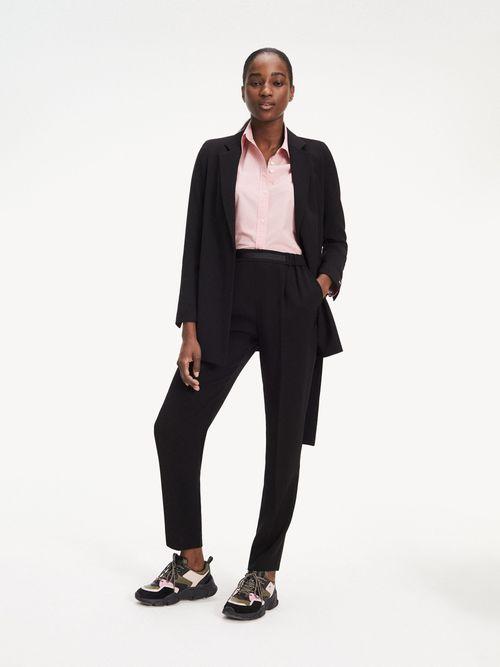 Camisa-Essential-de-Popelin-y-Corte-Oversize