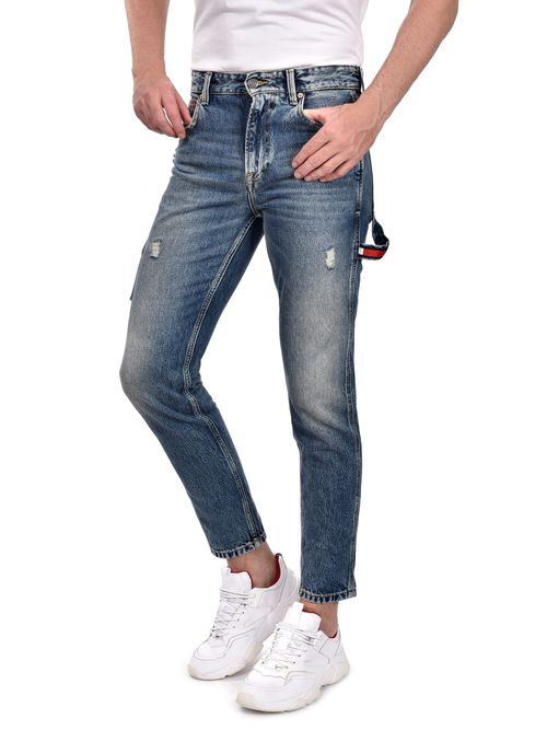Jeans-Tapered-Tommy-Hilfiger