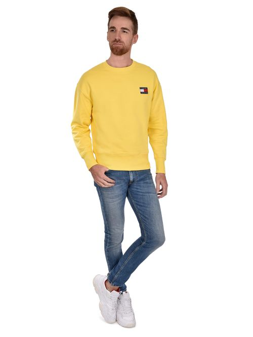 Sudadera-Con-Parche-De-Tommy-Jeans-Tommy-Hilfiger