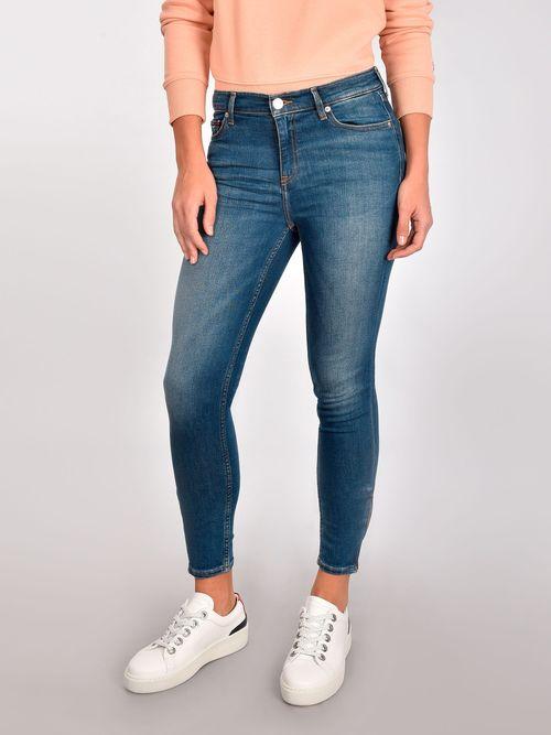 Jeans-Skinny-de-Tiro-Medio-Tommy-Hilfiger