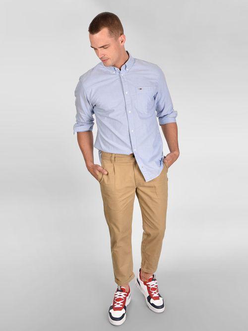 Camisa-Oxford-de-Algodon-Organico-Tommy-Hilfiger