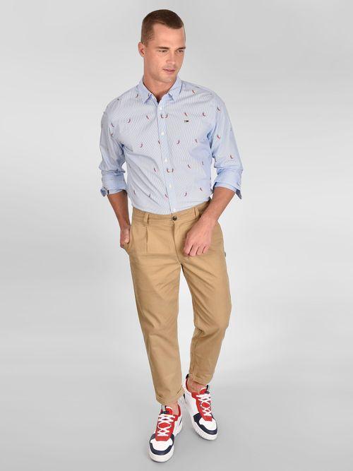Camisa-de-Algodon-con-Estampado-de-Frutas-Tommy-Hilfiger