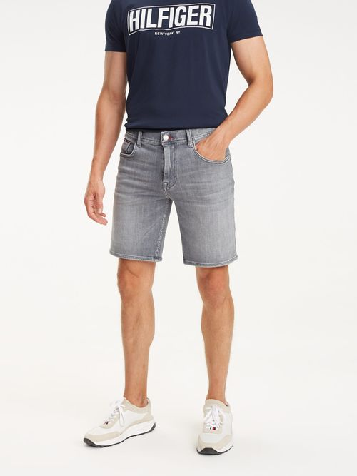Shorts-de-Corte-Recto-Tommy-Hilfiger