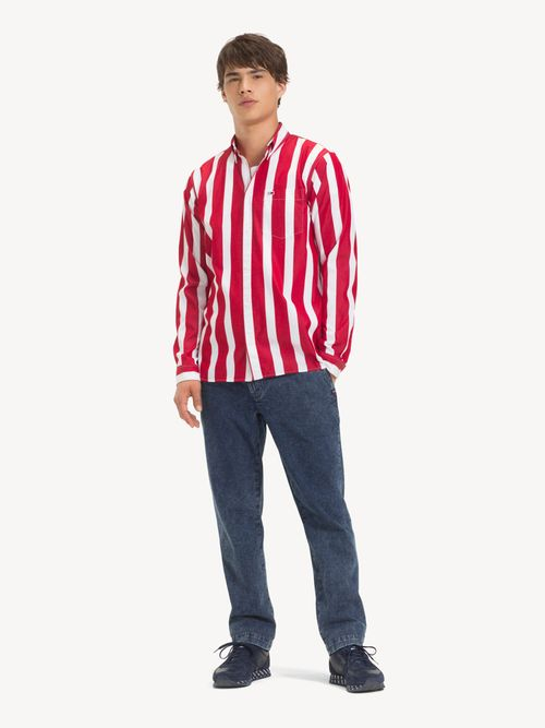 Camisa-de-Rayas-Tommy-Classics-Tommy-Hilfiger