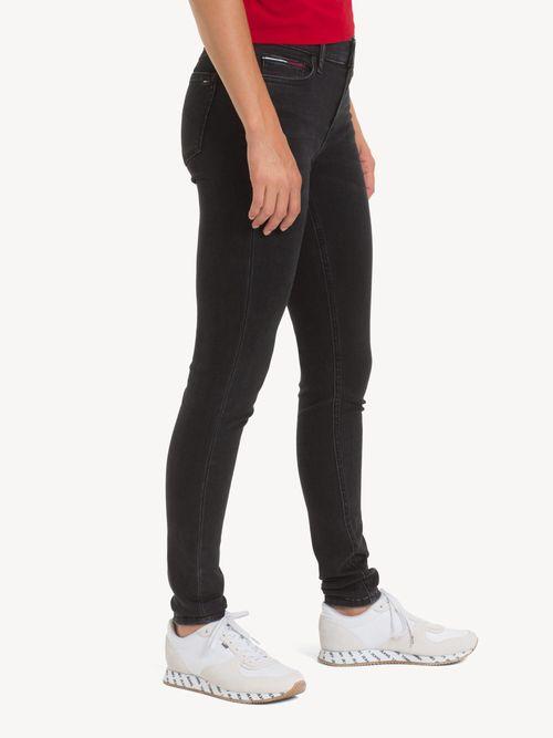 Jeans-Skinny-de-Cintura-Media-Tommy-Hilfiger