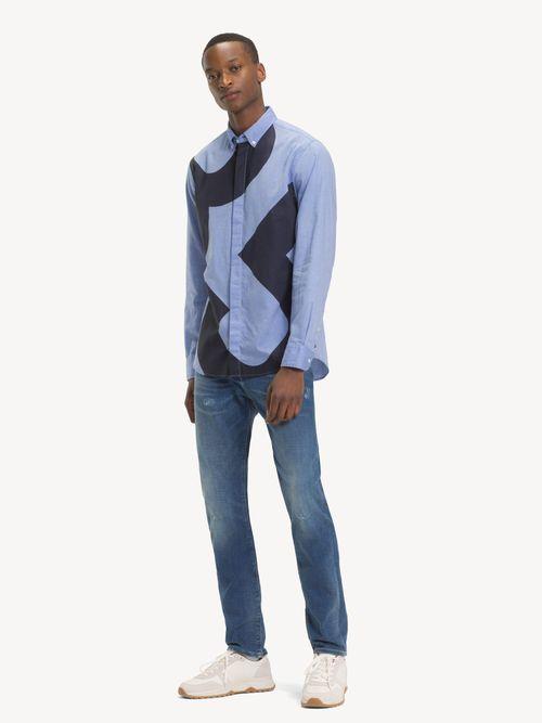 Camisa-de-Algodon-Oxford-Tommy-Hilfiger