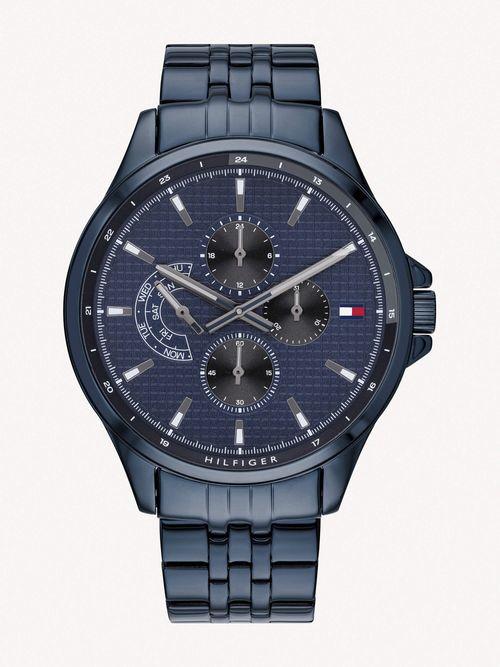 Reloj-de-Acero-Inoxidable-Ionizado-en-Azul---tienda-en-linea-Tommy-Hilfiger-Mexico