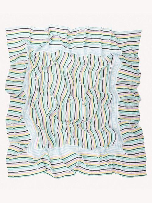 Pañuelo-Cuadrado-de-Rayas-Multicolor---tienda-en-linea-Tommy-Hilfiger-Mexico