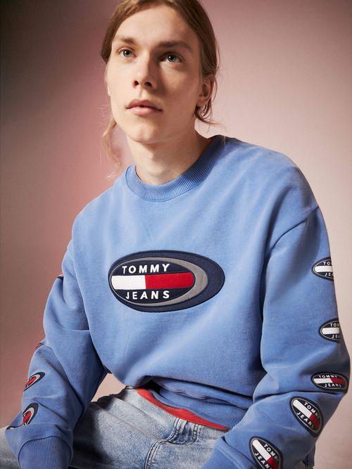 Sudadera-Tommy-Jeans-Summer-Heritage-con-Logos---tienda-en-linea-Tommy-Hilfiger-Mexico