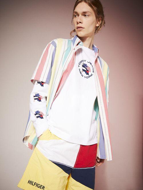 Camisa-Tommy-Jeans-Summer-Heritage-de-Rayas---tienda-en-linea-Tommy-Hilfiger-Mexico