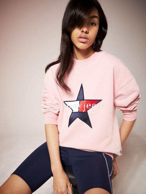Sudadera-Tommy-Jeans-Summer-Heritage-con-Logo-de-Estrella---tienda-en-linea-Tommy-Hilfiger-Mexico