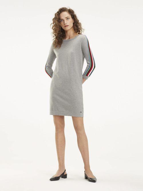 Vestido-de-Punto-con-Cinta-Multicolor---tienda-en-linea-Tommy-Hilfiger-Mexico