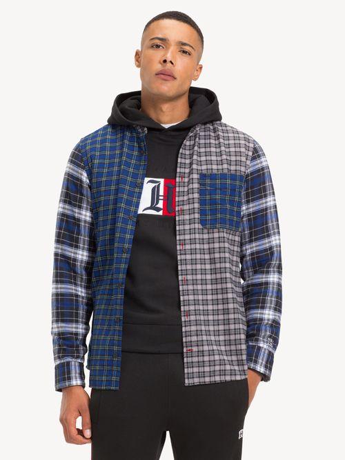Lewis-Hamilton-Check-Mao-Shirt---tienda-en-linea-Tommy-Hilfiger-Mexico