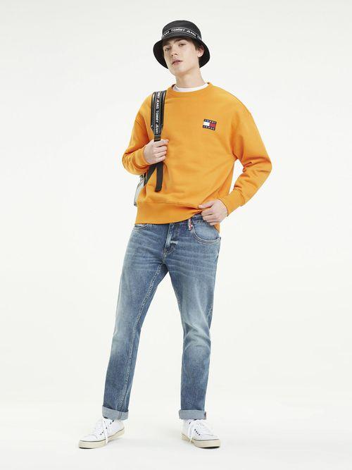 Sudadera-con-Parche-de-Tommy-Jeans---tienda-en-linea-Tommy-Hilfiger-Mexico