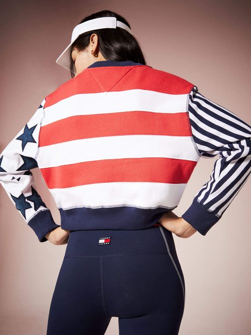 Sudadera-Tommy-Jeans-Summer-Heritage-Cropped---tienda-en-linea-Tommy-Hilfiger-Mexico