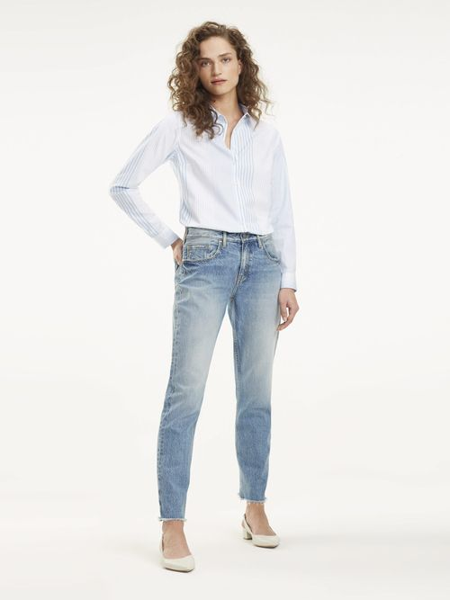 Jeans-desteñidos-de-Corte-Boyfriend---tienda-en-linea-Tommy-Hilfiger-Mexico
