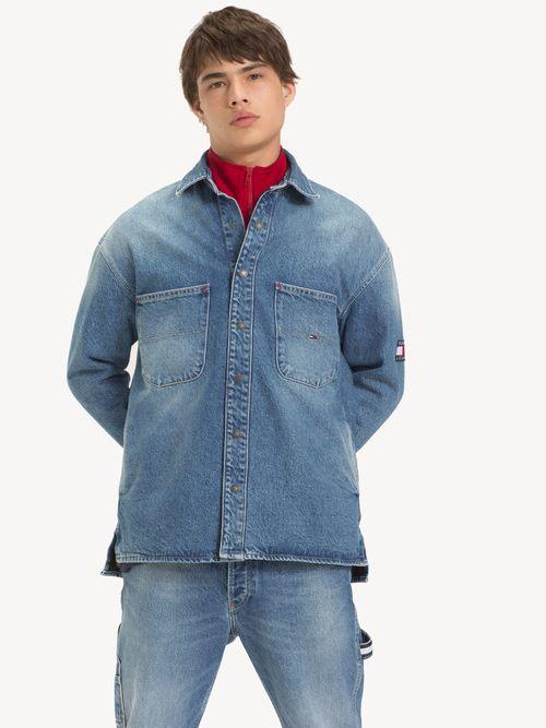 Camisa-de-Mezclilla-Tommy-Hilfiger