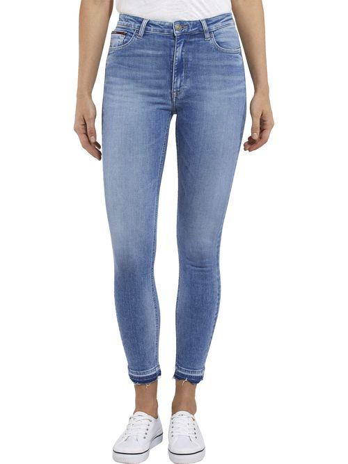 Jeans-Skinny-de-Cintura-Alta-Tommy-Hilfiger