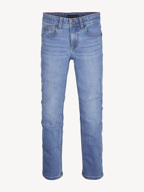 Jeans-Scanton-de-Corte-Slim-Tommy-Hilfiger