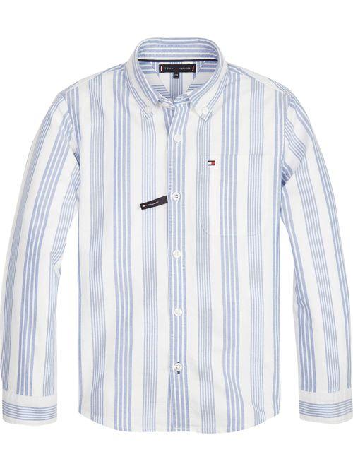 Camisa-Oxford-de-Algodon-Tommy-Hilfiger
