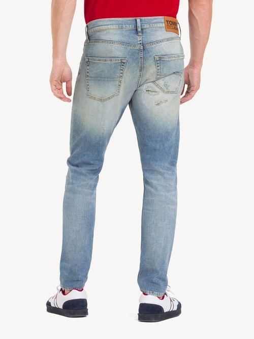 Jeans-Tj-1988-con-Efecto-desgastado-Tommy-Hilfiger