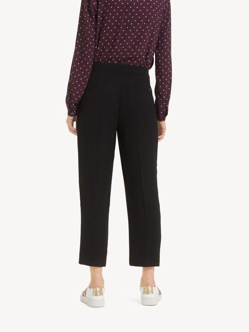 Pantalon-de-Crepe-con-detalle-de-Cadena-Tommy-Hilfiger