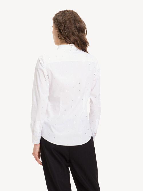 Camisa-con-Microestampado-de-Cuadros-Tommy-Hilfiger