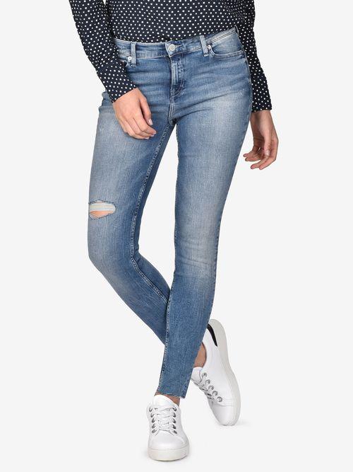 Jeans-Tiro-Medio-Corte-Skinny-Tommy-Hilfiger