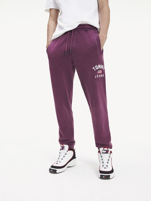 Pants-Con-Logo-De-Corte-Regular-Tommy-Hilfiger