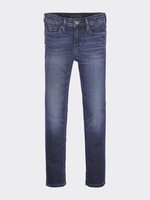 Jeans-Scanton-De-Cintura-Regular-Y-Corte-Slim-Tommy-Hilfiger