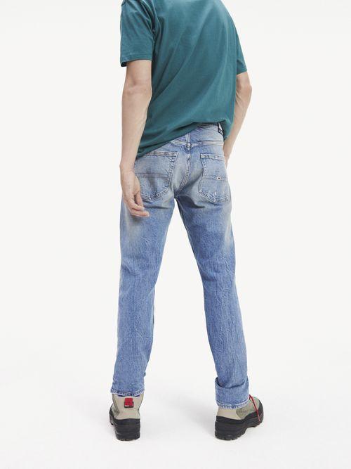 Jeans-Tj-1988-De-Corte-Conico-Tommy-Hilfiger